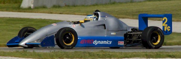 Gyrodynamics